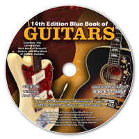 14th Edition Blue Book of Guitars DVD